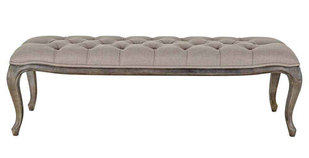 Sienna Grey Bench